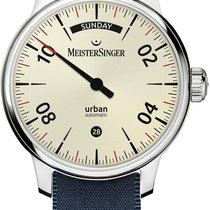 Meistersinger Urban Steel