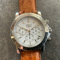 Zenith El Primero Chronograph new 1992 Automatic Chronograph Watch with original box and original papers 01.0360.400