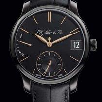 H.Moser & Cie. Endeavour Titanio Negro