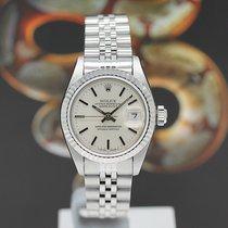 Rolex 69174 Stahl 1991 Lady-Datejust 26mm gebraucht Deutschland, Hamburg