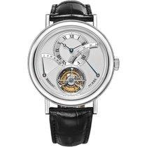 Breguet (ブレゲ) クラシック・コンプリケーション 新品 2021 手巻き 正規のボックスと正規の書類付属の時計 3657PT/12/9V6