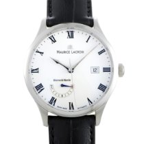 Maurice Lacroix new Automatic Power Reserve Display 40mm Steel