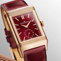 Jaeger-LeCoultre Reverso Duoface 398256J New Red gold Manual winding