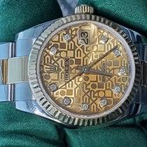 Rolex Lady-Datejust 178273 Very good Gold/Steel 31mm Automatic UAE, DUBAI