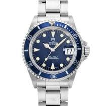 Tudor Submariner Steel Blue