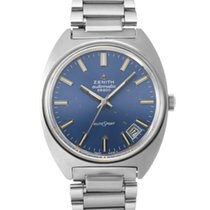 Zenith Steel Automatic 720001 pre-owned