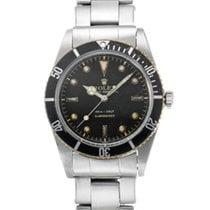 Rolex Submariner (No Date) Çelik Siyah