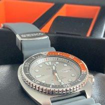 Seiko Prospex Steel 45mm Grey No numerals