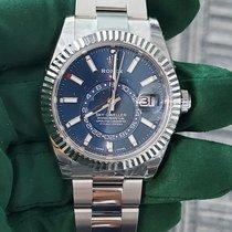 Rolex Sky-Dweller Steel 42mm Blue No numerals UAE, DUBAI