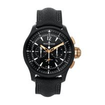 Jaeger-LeCoultre Master Compressor Chronograph Ceramic new Automatic Watch with original box and original papers Q205L570