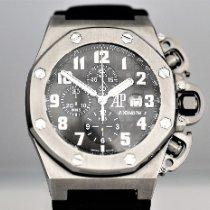 Audemars Piguet Royal Oak Offshore Chronograph Titan 48mm Gri Arabic