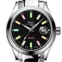 Ball Engineer III Acero 40mm Negro