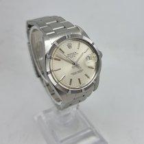 Rolex Oyster Perpetual Date Steel 34mm Silver No numerals United Kingdom, Shrewsbury