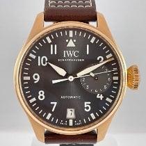 IWC Big Pilot nuevo 2017 Automático Reloj con estuche y documentos originales IW500917