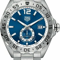 TAG Heuer WAZ2014BA0842 Steel 2017 43mm pre-owned United States of America, California, Simi Valley