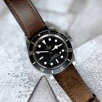 Tudor Black Bay Fifty-Eight Acier 39mm Noir Sans chiffres France, Marseille
