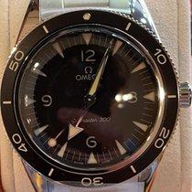 Omega Seamaster 300 neu 2021 Automatik Uhr mit Original-Box und Original-Papieren 234.30.41.21.01.001