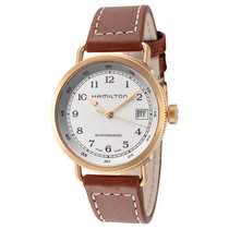 Hamilton Women's watch Khaki Navy 36mm Automatic new Watch with original box and original papers