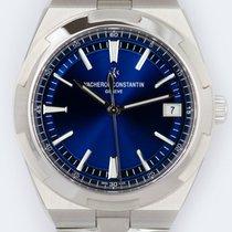 Vacheron Constantin Overseas Steel 41mm Blue No numerals