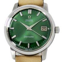 Omega Seamaster Steel 36mm Green No numerals United States of America, Utah, Draper