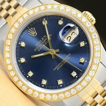 Rolex 16233 Steel Datejust 36mm pre-owned United States of America, California, Chino Hills