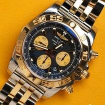 Breitling CB011012/B968 Gold/Steel 2021 Chronomat 44 44mm new