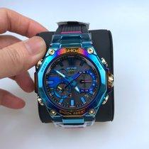 Casio G-Shock Steel 55.1mm Blue