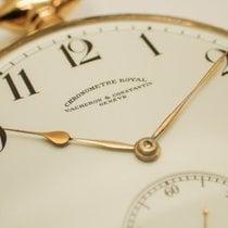 Vacheron Constantin Reloj usados 1914 Oro amarillo 57mm Arábigos Cuerda manual Solo el reloj