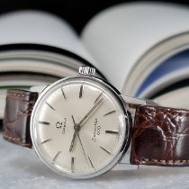 Omega Steel 33mm Manual winding 135.012 pre-owned