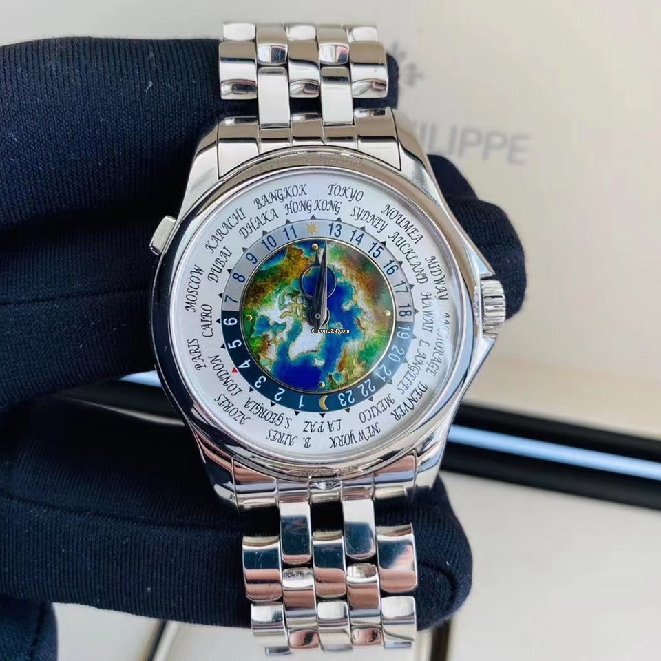 Patek Philippe World Time 5131/1P-001 novo