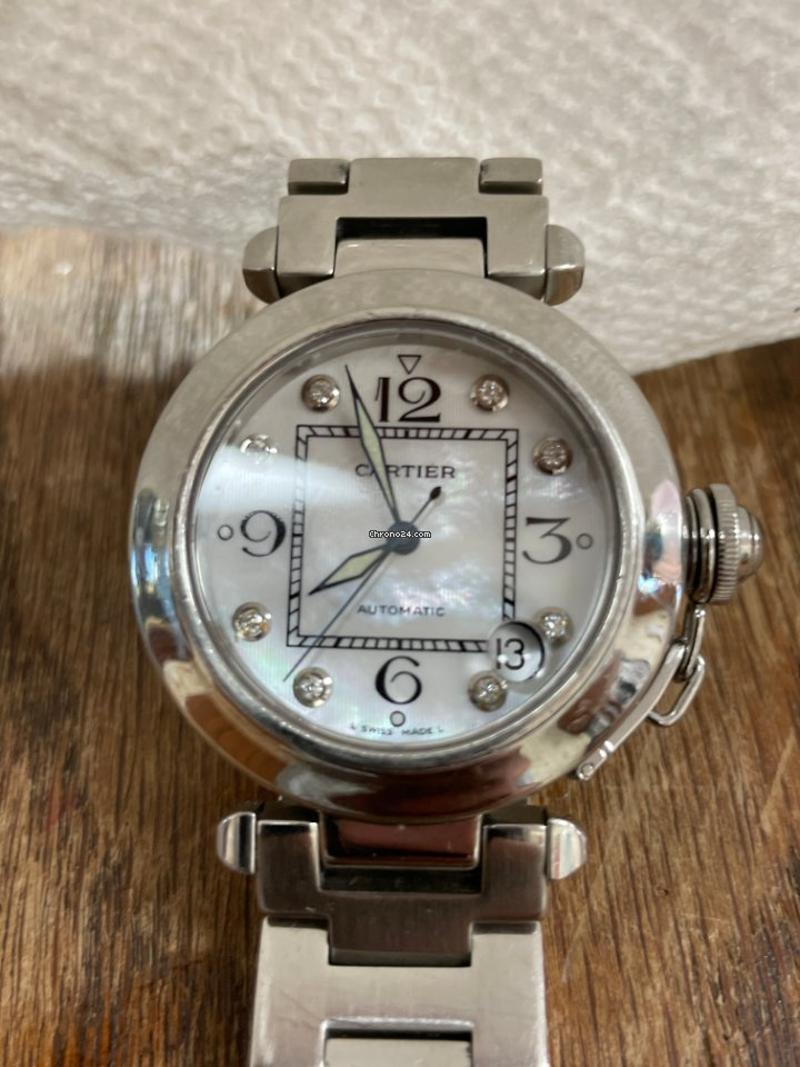 Cartier Pasha C 2324 usato
