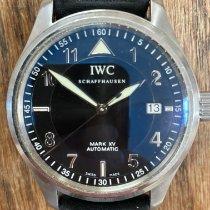IWC Pilot Mark Steel 38mm Black Arabic numerals United States of America, Maryland, Gaithersburg