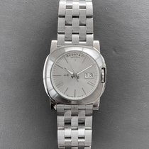 Bedat & Co Nº8 Steel 40mm Silver No numerals United States of America, Tennesse, Nashville