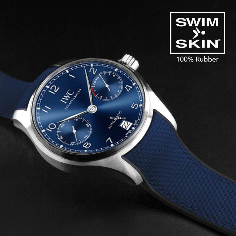 IWC Portugieser - SwimSkin Ballistic SK22/BC-NV 2021 new