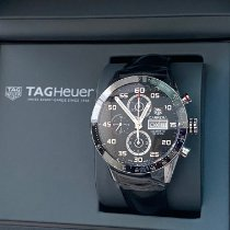 TAG Heuer new Automatic Luminous hands 43mm Steel Sapphire crystal