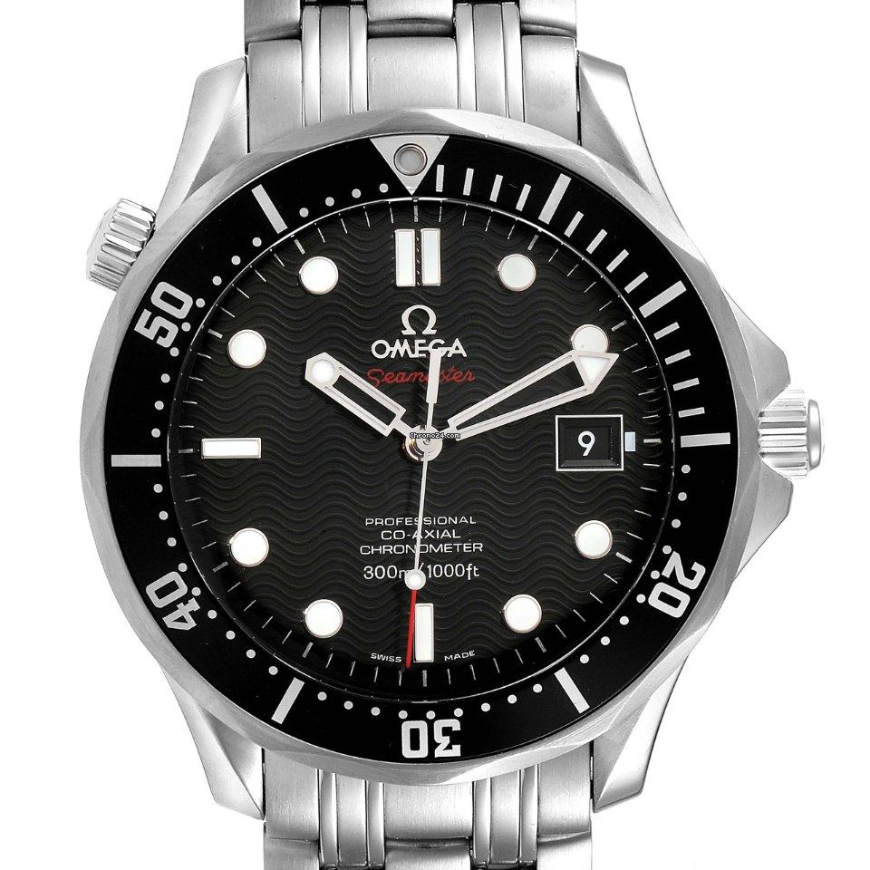 Omega Seamaster Diver 300 M 212.30.41.20.01.002 подержанные