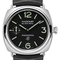 Panerai PAM 00754 Staal 2021 Radiomir Black Seal 45mm nieuw