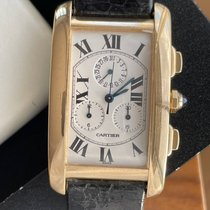 Cartier Yellow gold 26mm Quartz w2601156 pre-owned