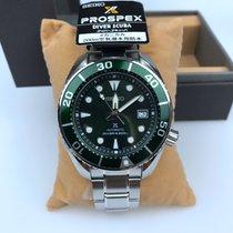 Seiko Prospex Сталь Зеленый