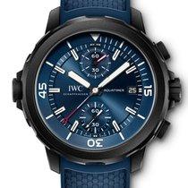IWC Aquatimer Chronograph nuevo 2021 Automático Cronógrafo Reloj con estuche y documentos originales IW379507