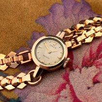 Rolex Pозовое золото Механические Цвета шампань 16mm подержанные Oyster Precision