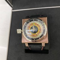 Azimuth Steel 45mm Automatic SP.SS.KC.N002 new