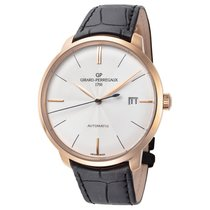 Girard Perregaux new Automatic 44mm Rose gold Sapphire crystal