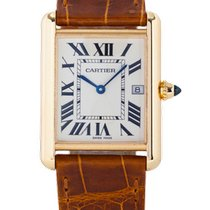 Cartier W1529756 Yellow gold 2021 Tank Louis Cartier 33.7mm new United States of America, Florida, Sunny Isles Beach