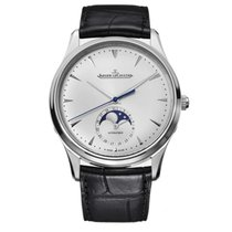 Jaeger-LeCoultre Master Ultra Thin Moon Steel 39mm Silver United States of America, Florida, Sunny Isles Beach