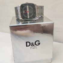 Dolce & Gabbana Steel Quartz DW0052 pre-owned