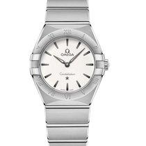 Omega Constellation Quartz new 2021 Quartz Watch with original box and original papers 131.10.28.60.02.001