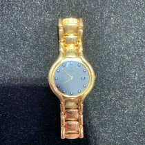 Ebel Beluga Yellow gold 31mm Blue No numerals United States of America, Florida, Pompano beach