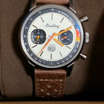 Breitling Top Time Steel 41mm Silver United States of America, New Jersey, Dumont