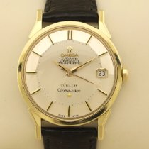 Omega Constellation 168.005 Very good Gold/Steel 34mm Automatic